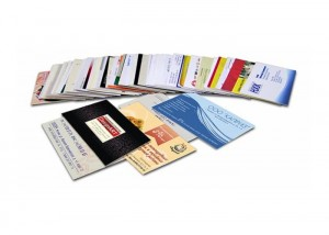печать визиток дешево / печать визиток за день